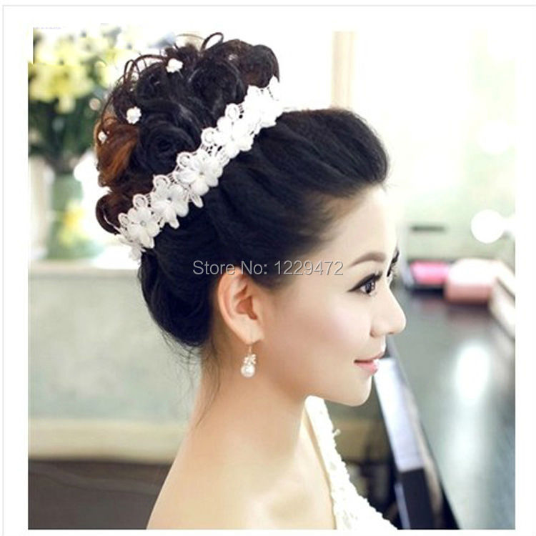 Украшения для волос из Китая