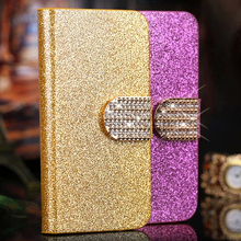 Buy ZTE Blade X3 Case Bling PU Leather Hard Cover ZTE Blade X3 / Blade D2 / Blade T620 Flip Wallet Phone Bag Coque Fundas capa for $2.55 in AliExpress store