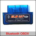 ELM327 Mini ELM 327 V2 1 OBD2 Bluetooth Interface Auto Scanner obd ii Diagnostic Tool works