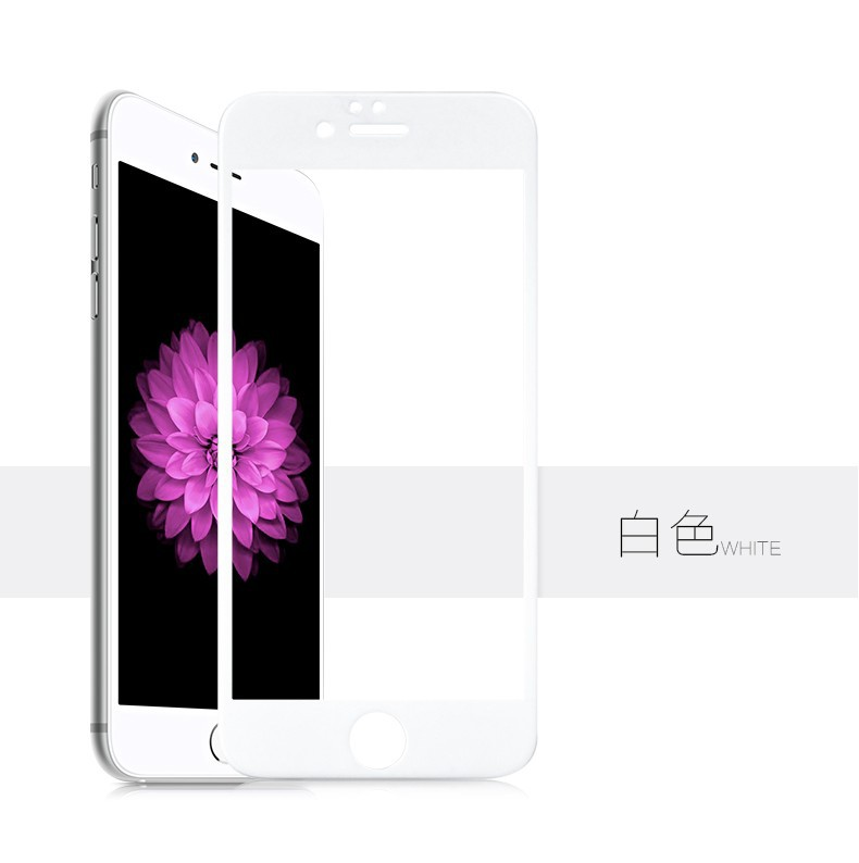 "2017 For iphone 6 4.7"" Original HOCO Brand 0.15mm 2.5D Full Screen Protector Nano anti-burst tempered glass film for iphone6"