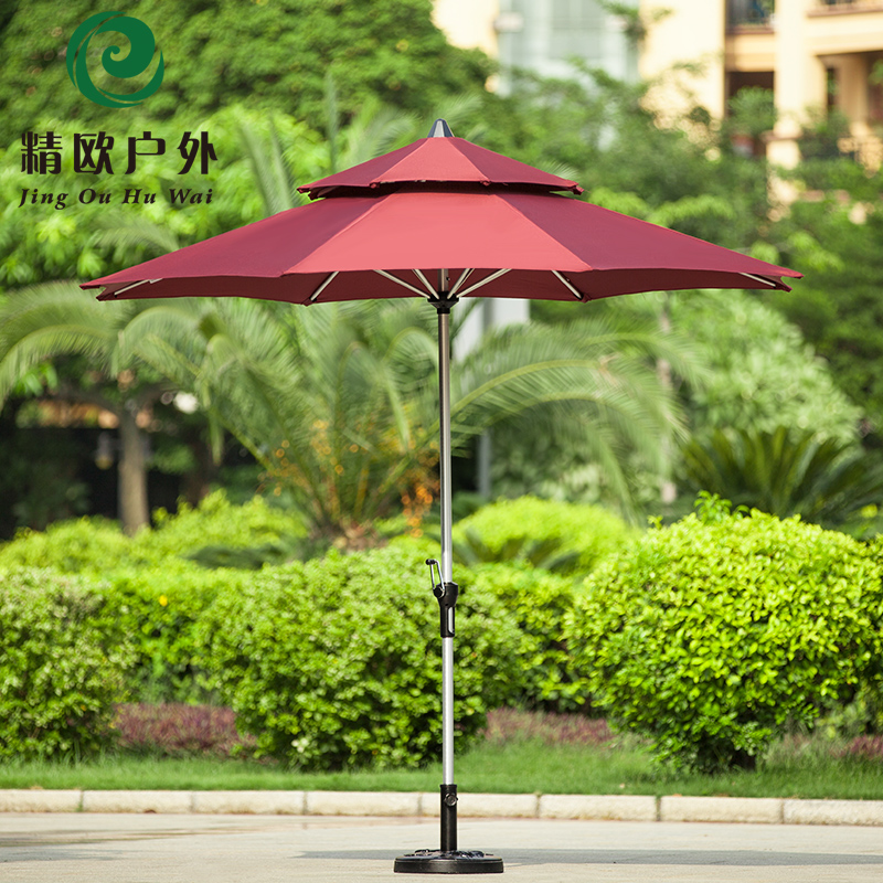 Cheap outdoor umbrellas large umbrella in the column booth security Rome furniture<br><br>Aliexpress