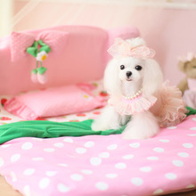 gro223handel pink princess dog bed gallery billig kaufen