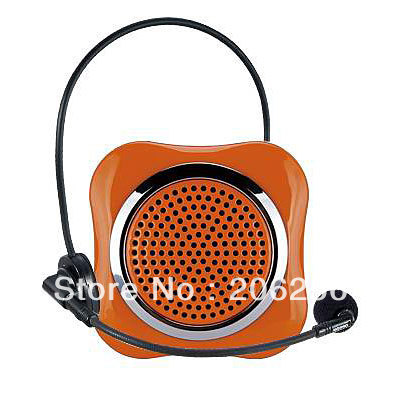 TAKSTAR Mini Voice Amplifier E200 Digital Sound King 15W output power small speaker audio file play USB flash disk and TF card(China (Mainland))