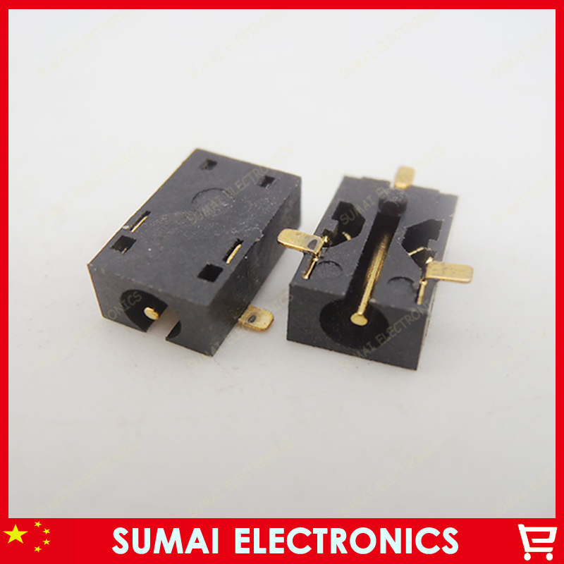 Flat head 0.7mm 3 SMD pin Tablet lap-top-s Power Plug socket for FlyTouch/window/Daono/Ramos/...(China (Mainland))