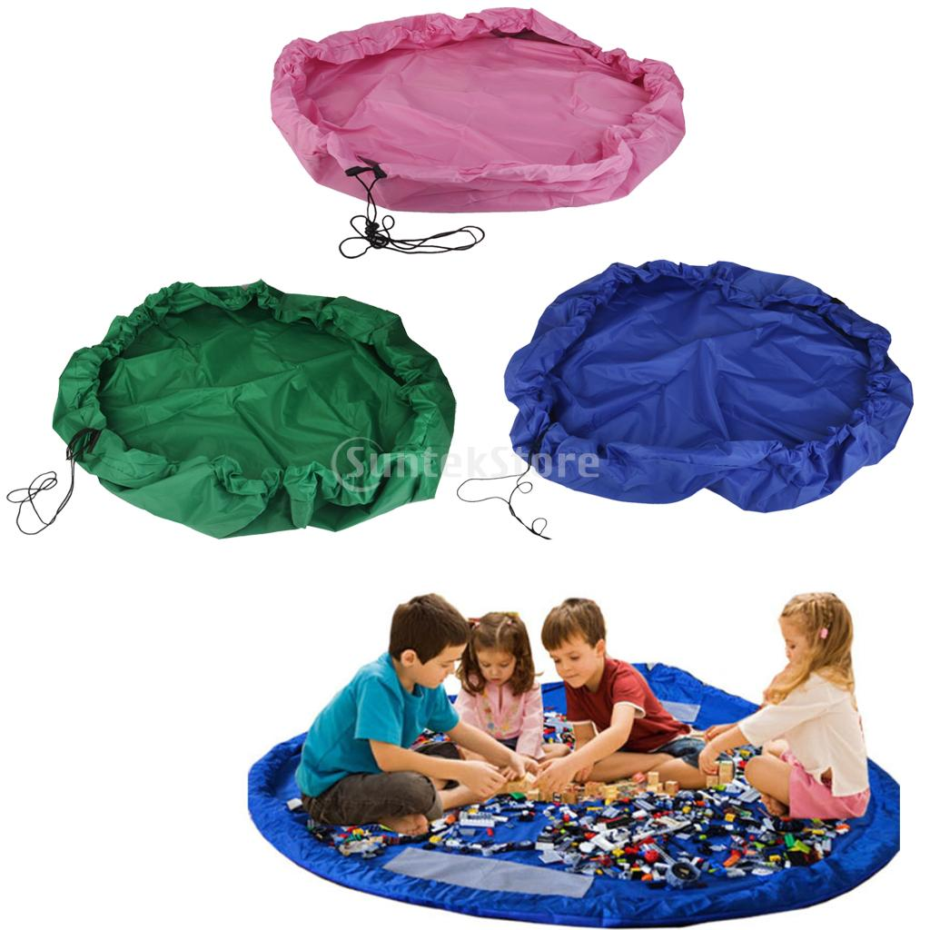 Spmart Baby Portable Storage Pouch Large Drawstring Toy