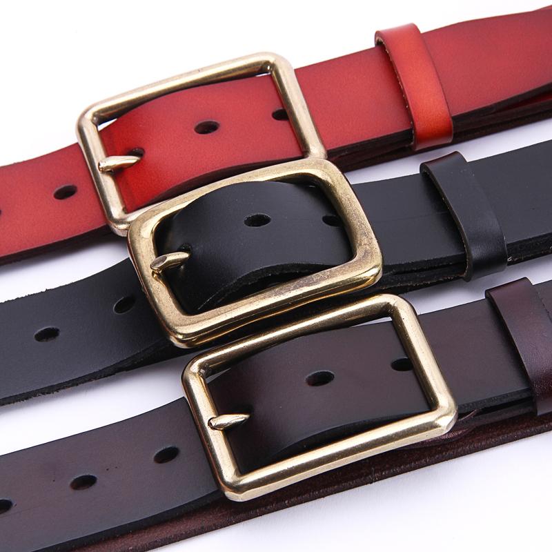 2016 Designer Belts Men High Quality Genuine Leather Belt Luxury Man Military Style cinturones hombre(China (Mainland))