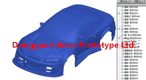 Rapid prototyping of toy car different toys 3d pringting(China (Mainland))