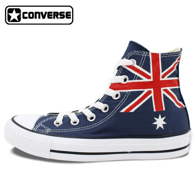 australia flag converse shoes customizable