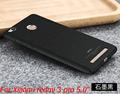 New Arrival Original Msvii Quicksand Case For Xiaomi Redmi 3s Full Edge Frosted Shield Matte Cover