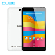Cube talk8x talk 8x 3G WCDMA Phone Call Tablet Ultra Slim 8 Inch IPS 1280*800 Octa Core MT8392 Dual Camera 8GB Rom GPS Bluetooth(China (Mainland))