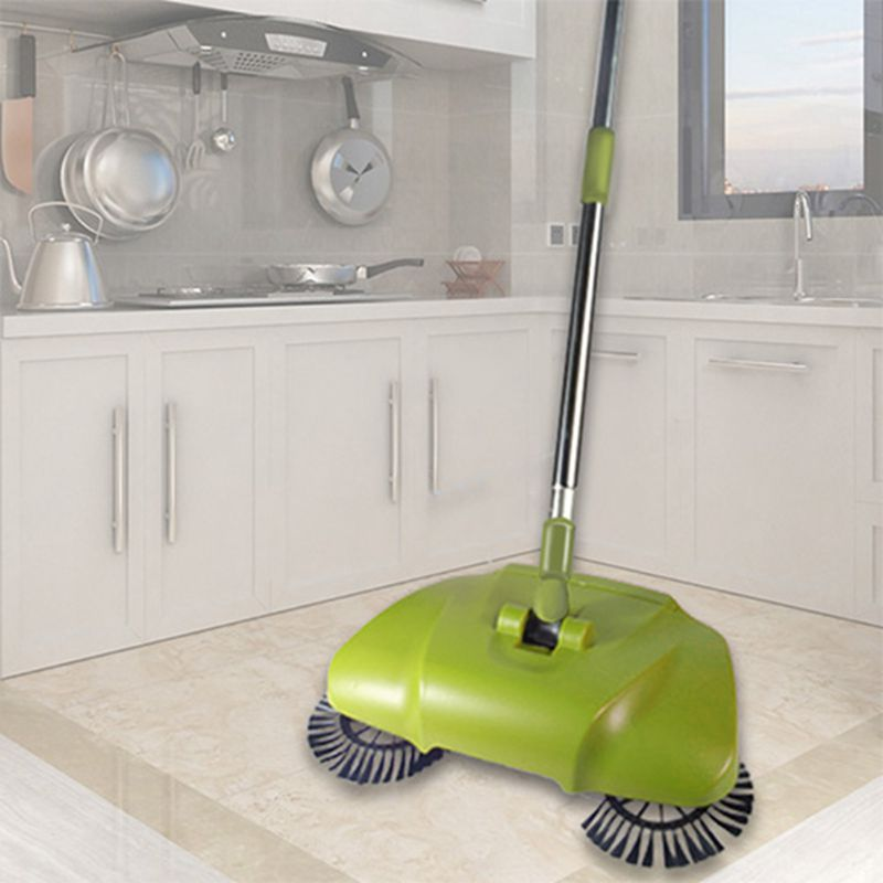 Clean hand push sweeper lazy cleaning vacuum cleaner 2 color options(China (Mainland))