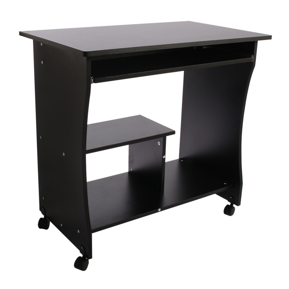 Computer Pc Desk Wood Laptop Table Workstation Modern Student Home Decor Coffee Tables Office