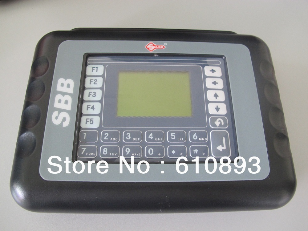 Portable SBB Key Programmer V33.02 new Immobiliser