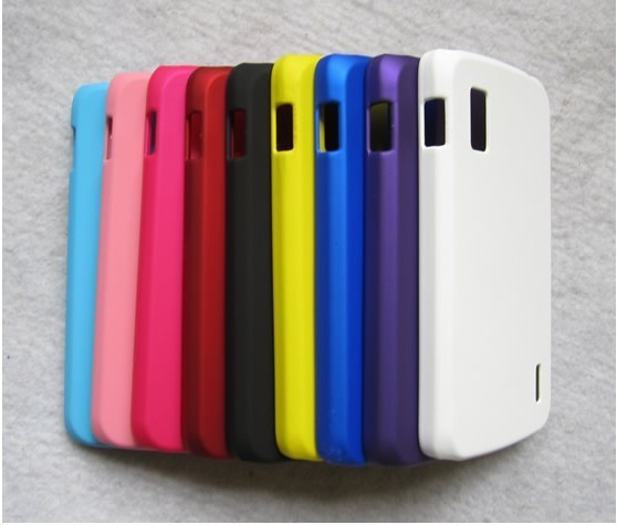10pcs/lot - Hard PC case cover for LG Google Nexus 4 E960 smartphone, mobilephone case, cellphone case + free shipping