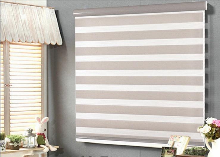 Ba o cortina de ventana en cortinas de casa y jard n en - Ventanas con cortinas ...