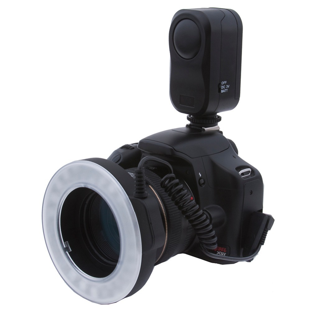 Neewer Macro 48 Pieces Led Ring Flash Light For Canon