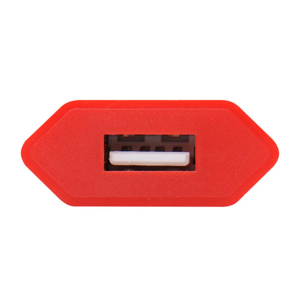 Multifunction USB EU Wall phone Charger Plug 5V1A AC 110V-240V Micro USB Power Adapter For iPhone Samsung Xiaomi HTC LG  Huawei