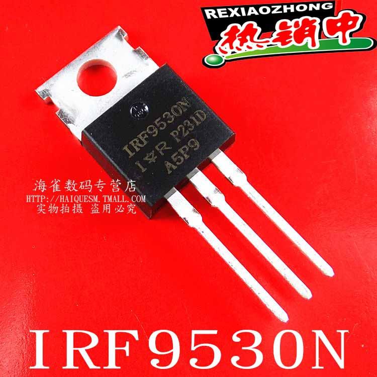 IRF9530N MOS field-effect transistor chip IC - SZHQDZ(China (Mainland))