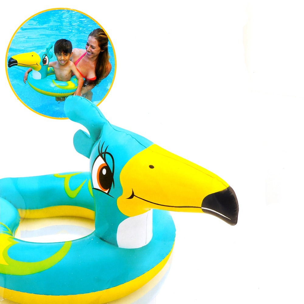Bird Inflatable Swimming Ring For Child(China (Mainland))