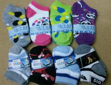 2015 New children socks with cute cartoon print Anti slip baby socks boys girls socks toddler