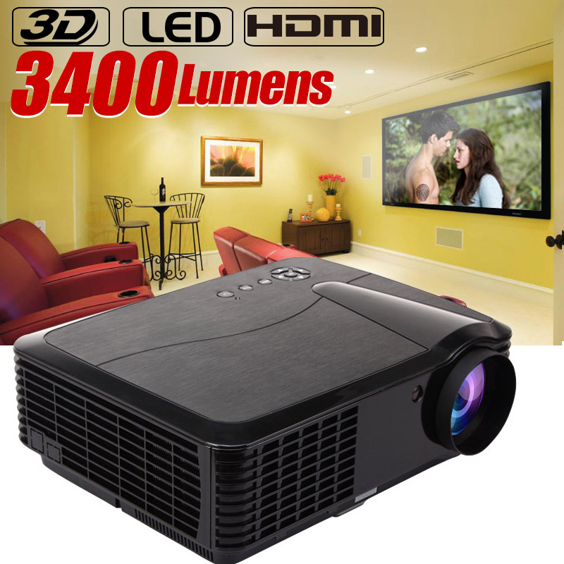 home theater high quality high brightness 2500 lumens latest projector mobile phone(China (Mainland))