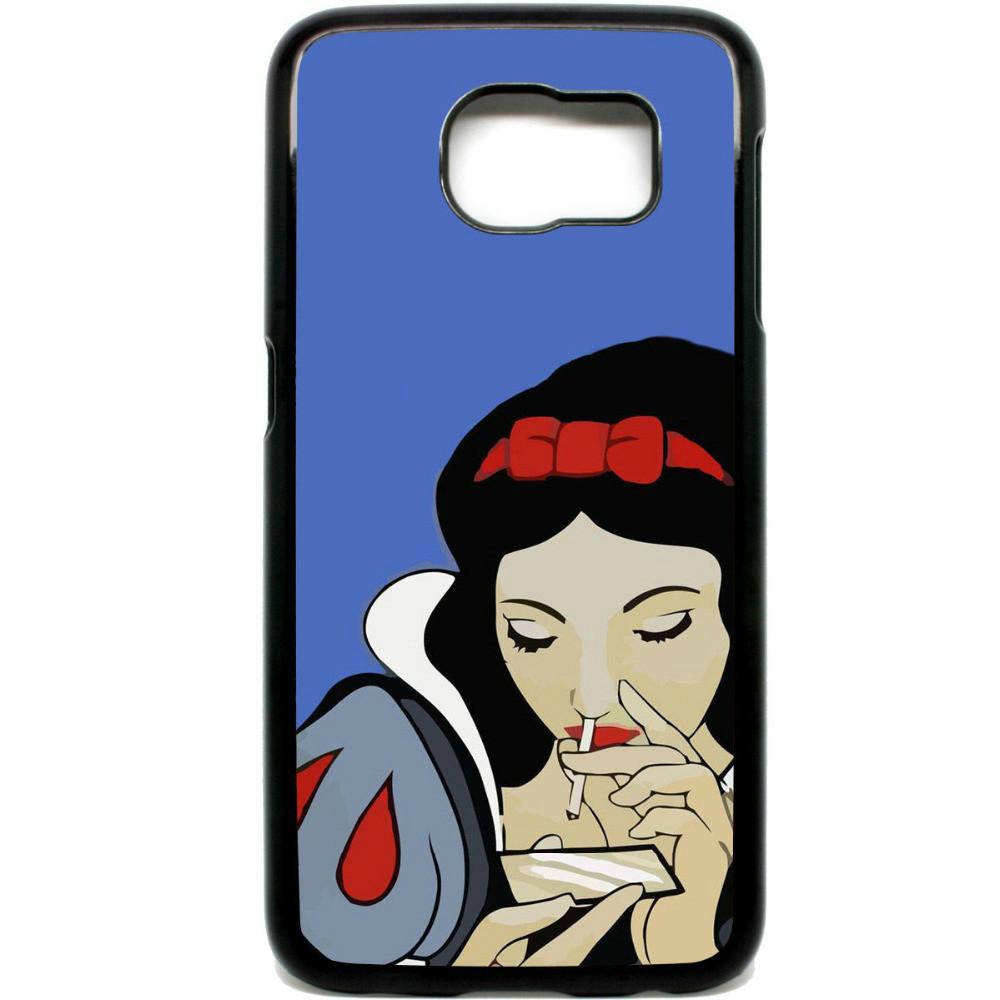 Snow white cocaine funny retro Case for iphone 4 4s 5 5s ...