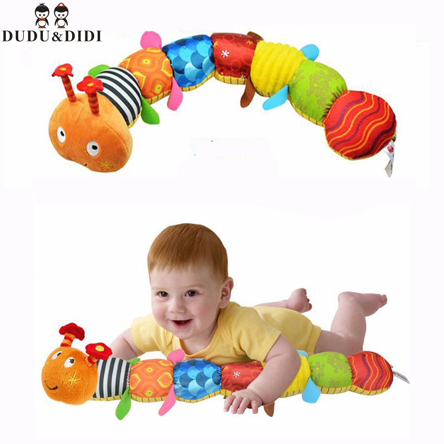 Baby multifunctional song caterpillars toes tall ...