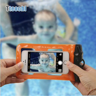 Water Proof Diving Bag Apple iPhone 4s 5 Mobile Phones Portable Outdoor WaterProof Pouch Case Strap Within 4.5 inch Cases - Concession Stand store