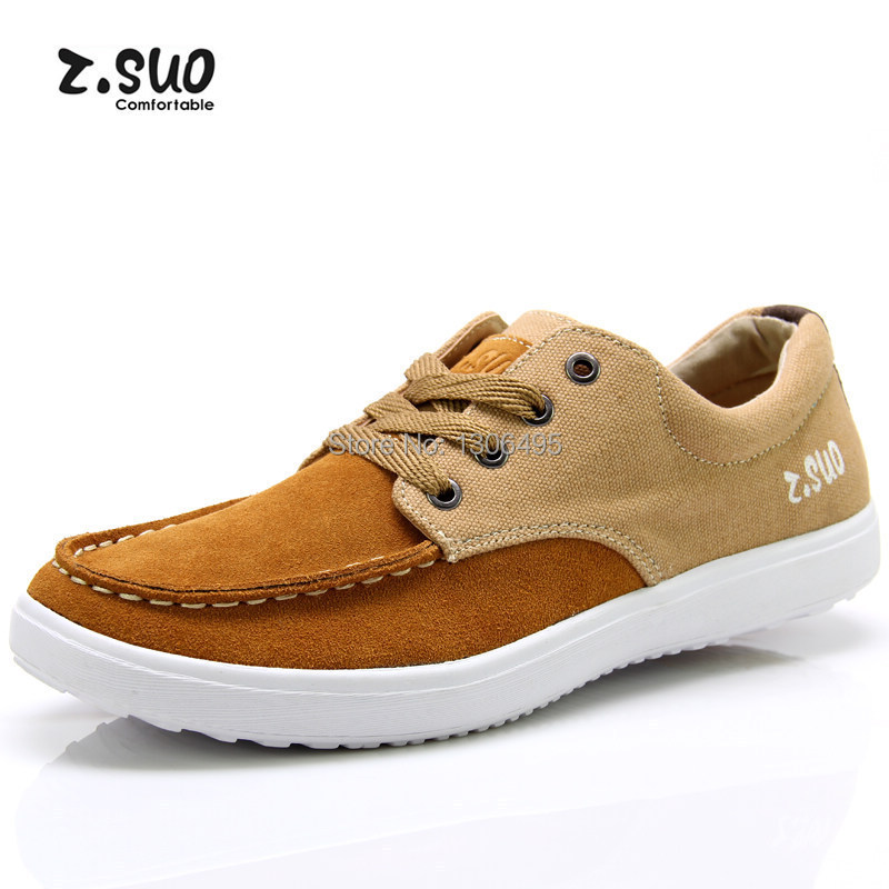 fashion chaussures homme mens canvas shoes lace up