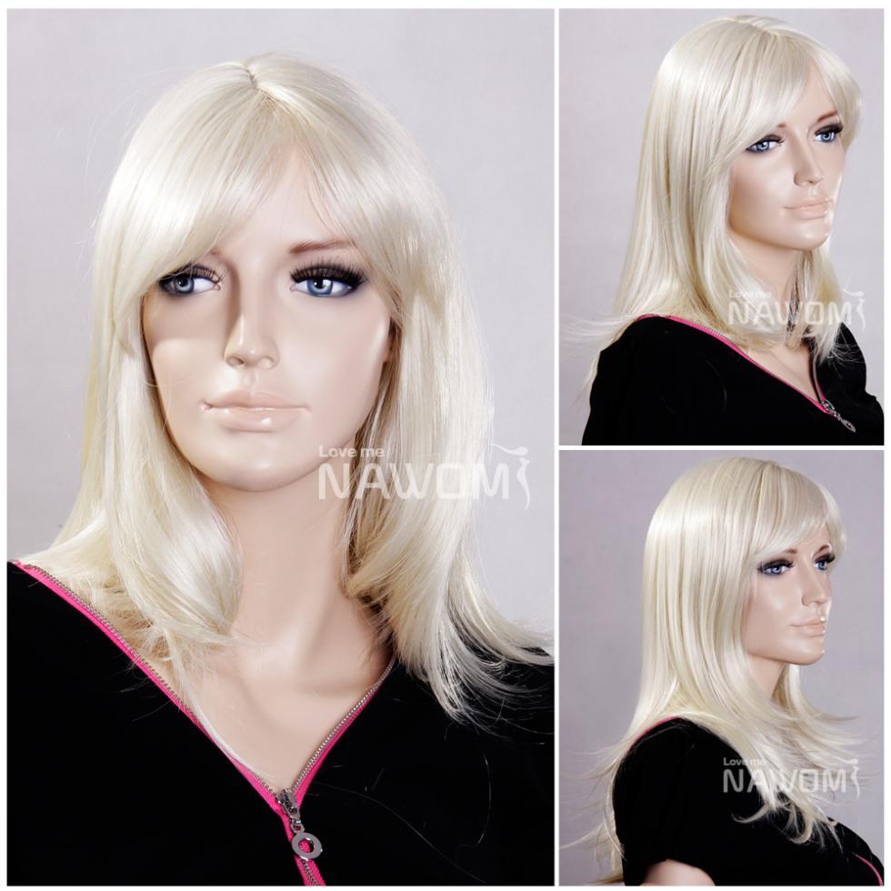 Парик из искусственных волос Nawomi BlondeNeat , A3920 парик из искусственных волос nawomi 100