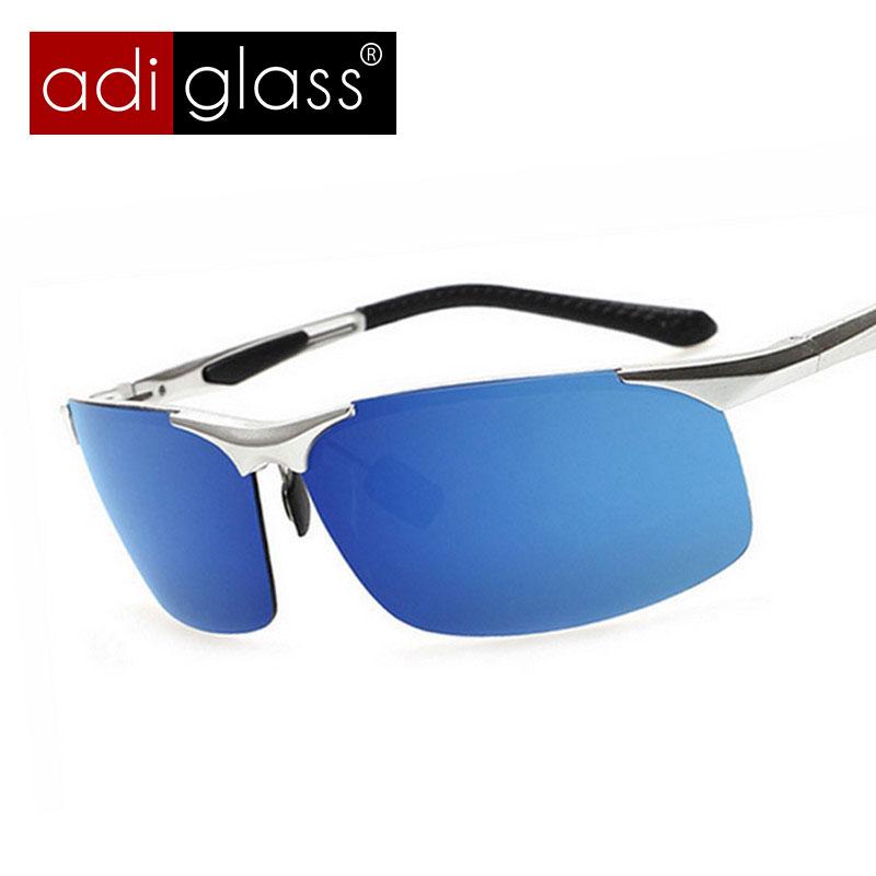 Adiglass Brand 2016 Polarized Sunglasses Men's Outdoor Driver Eyewear Fashion Casual Oculos de sol Masculino Driving Glasses(China (Mainland))