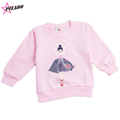 2016 autumn spring sets baby cartoon Rabbit set long sleeve shirt + striped pants children clothing set girls kids clothes