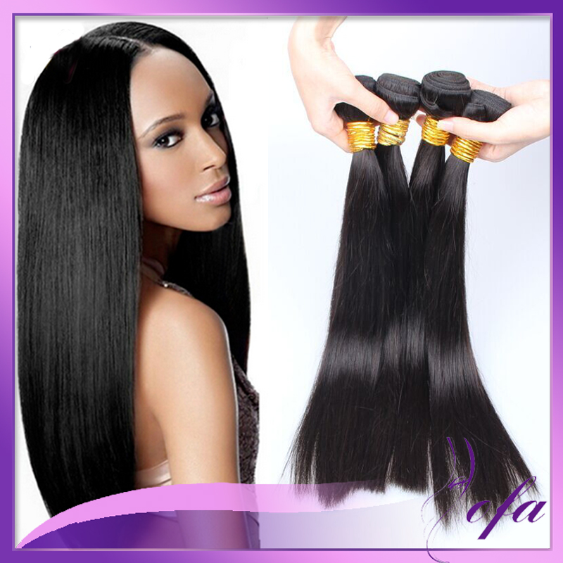 Human Hair Quick Weave Human Hair Extensions