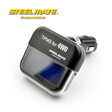 Steelmate TP 03S DIY TPMS Tire Pressure Monitoring System with 4 External Sensors for 4x4 off