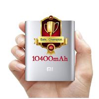 Original Xiaomi Power Bank 10400mAh For Xiaomi Redmi 2 Mi4 Mi Note MiNote M2 M2A M2S M3 Red Rice Smartphone Xiaomi Pad Mi Pad