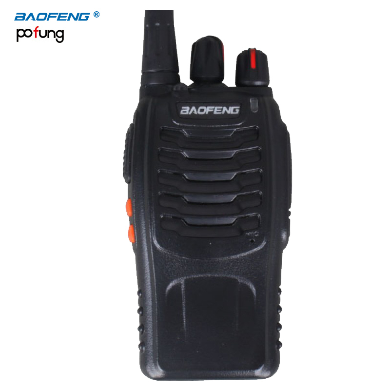 baofeng BF-888S walkie talkie portable two way radio 5W Handheld Pofung bf 888s cb radio UHF 400-470MHz portable profession FM(China (Mainland))