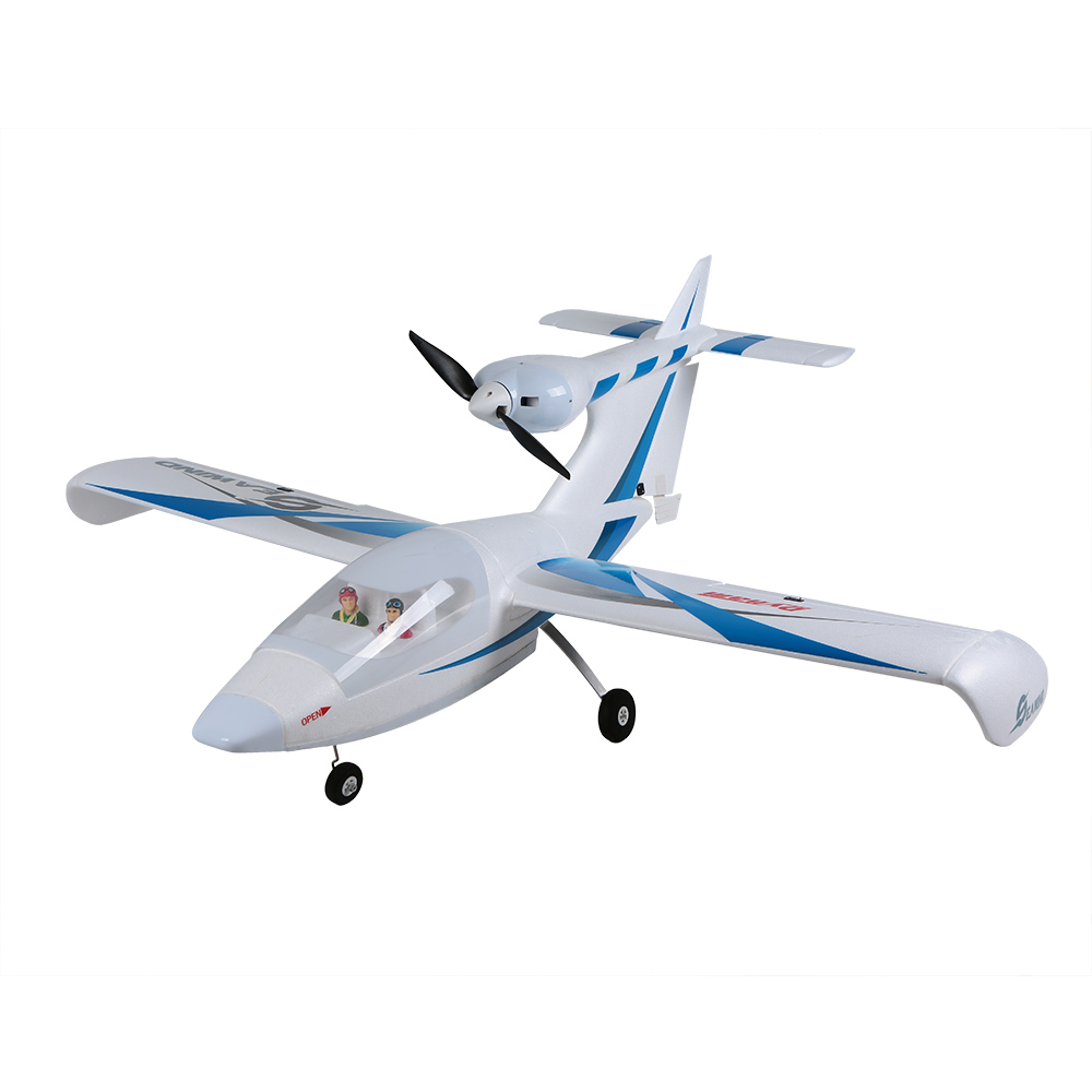 Dynam DY8968 Seawind Blue Amphibious 1220mm Wingspan EPO Fixed-wing Airplane PNP Version RC Seaplane(China (Mainland))