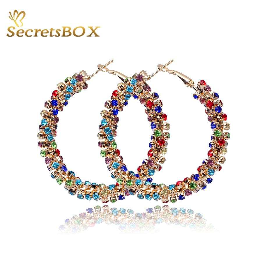 Lastest Vintage Earring For Women 2015 Ethnic Rhinestone Leaf Drop Earrings