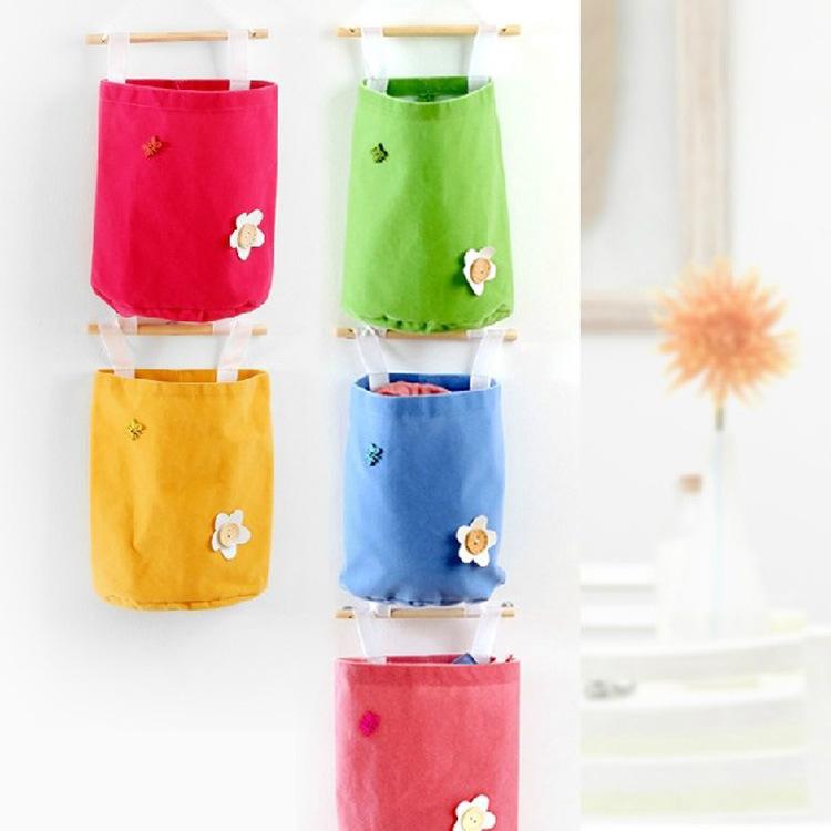 2015 Innovative Home Small Candy Hang Storage Bag(China (Mainland))
