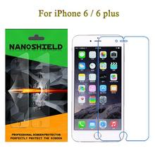 NanoShield Anti-Shock Soft TPU Screen Protector for iPhone 6 6s 6/6s plus Premium UV Rejection Buff Screen Protective Film