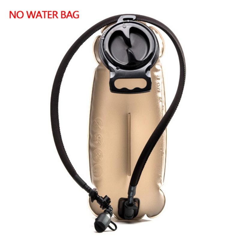 Наружный быстросъемный гидратационный укус черные силиконовые сумки для воды YZ1015 (4)