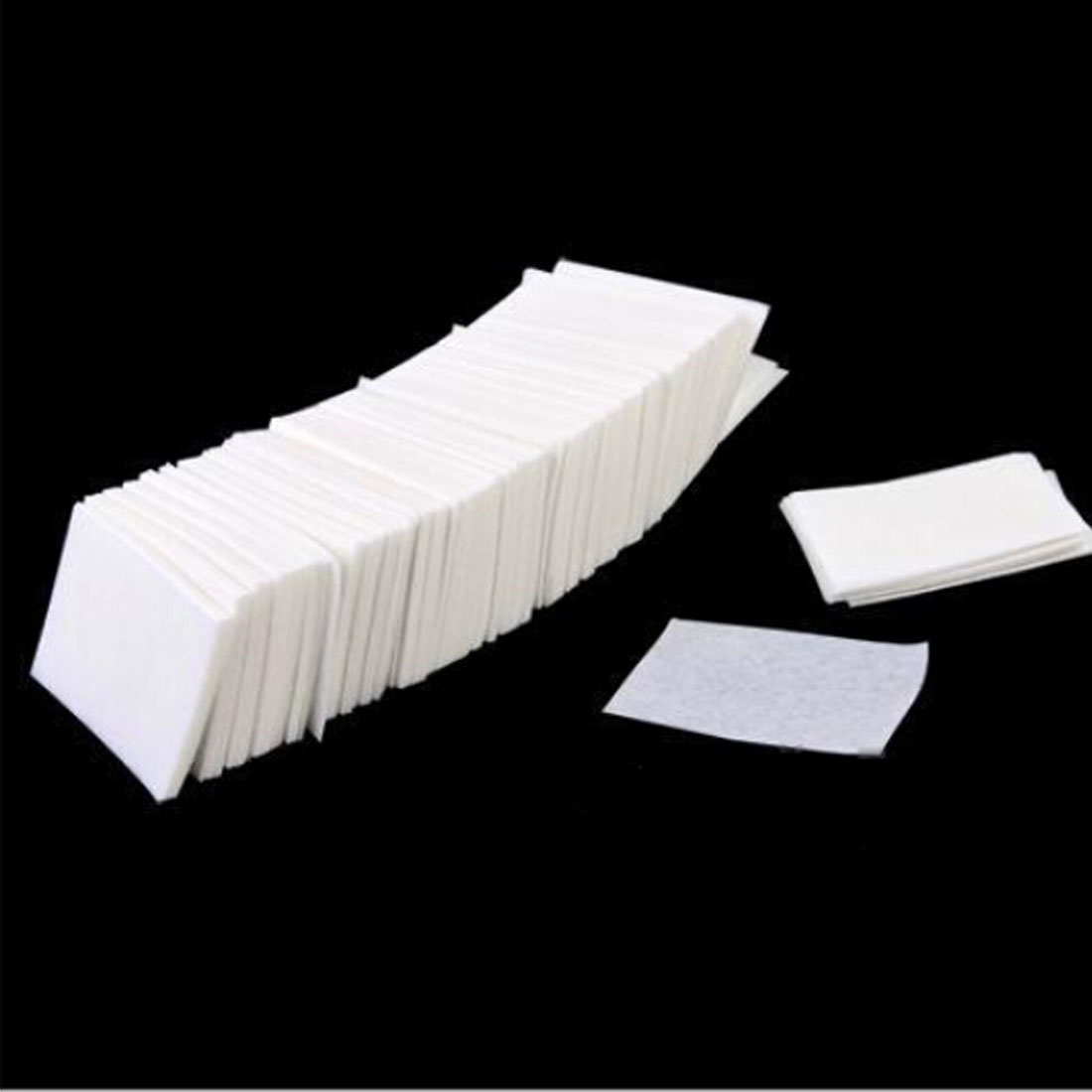 Hot Popular 400pcs/set Nail Art wipe Manicure Polish gel nail Wipes Cotton Lint Pads Paper Acrylic Gel Tips Fast Delivery - Run Beauty house store