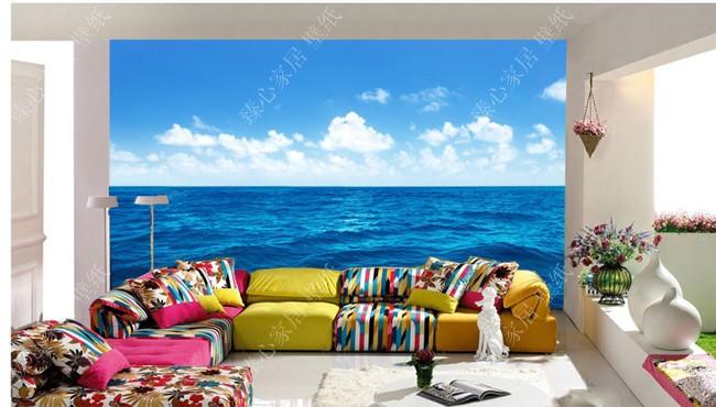 Buy mural home wallpaper natural living for Wallpaper home and bargain
