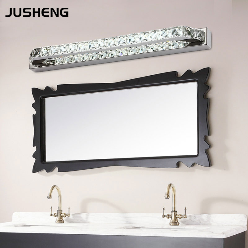 Aliexpress.com : Buy Luxurious 18W LED Bathroom Wall Light Fixture Indoor Decoration Lamp 68cm ...