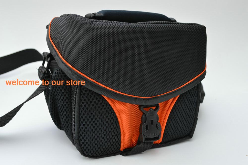 2015! 2013 New Waterproof Digital SLR Camera Bag Case Nikon D90 D3100 D7000 D5200 D3200 D5100 ORANGE - accessories shop store