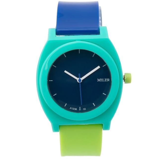 Zegarek damski sylikonowy cukierkowe kolory sportowy różne wzory