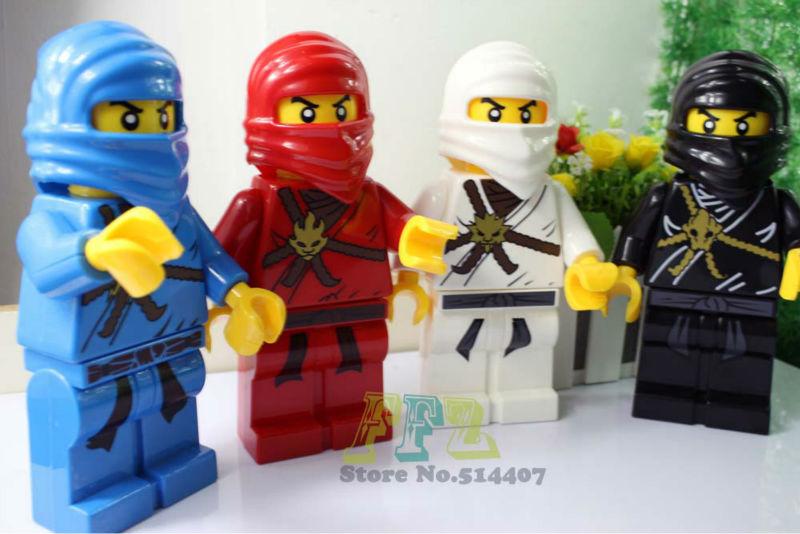 2013 Ninjago Money Box Bank Cheap Ninjamen Birthday Gift - Only You Toy Store store