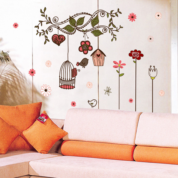Wall Sticker For Kids Room Role Of Children 39 S Home Decoration Diy Adhesives For Headboard
