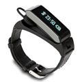 100 Origingal Pulsera Actividad Bluetooth Bracelet Support Pedometer Waterproof Sleep Mode Tracker Sedentary Reminder Talkband
