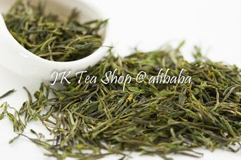 2015 Spring High Mountain Premium Zi Sun Cha(Purple Bamboo Shoot) Green Tea,  50g Sample(EU standard)